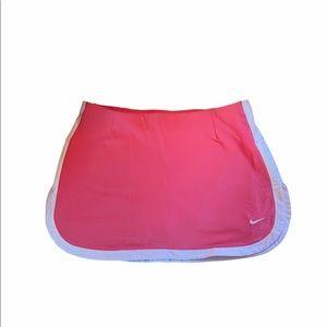 Nike Skort Golf/Tennis Pink/White Small